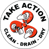 aquatic invasive species education takeaction-logo
